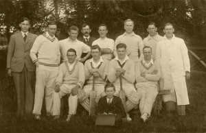 Offenham Cricket Team 1931